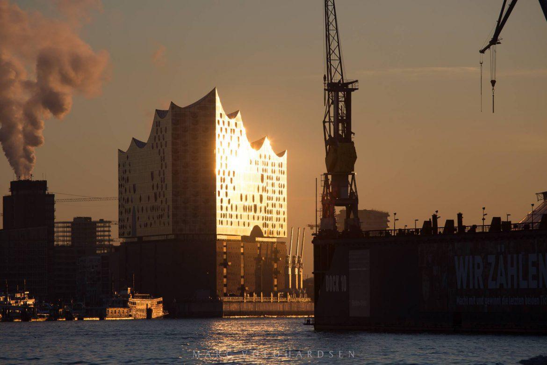 Hamburgs zweite Sonne