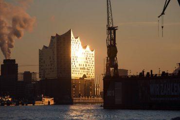 Hamburgs second sun