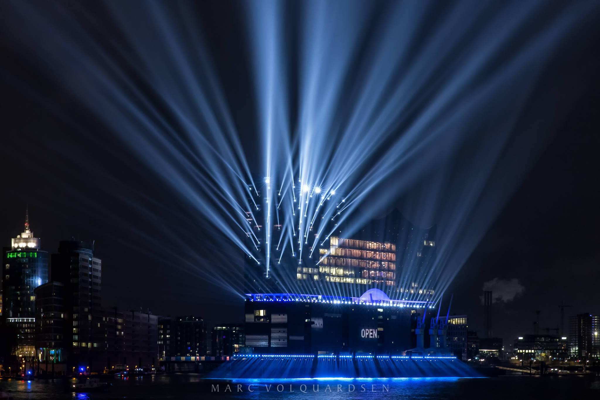 Elbphilharmonie Eröffnung Programm