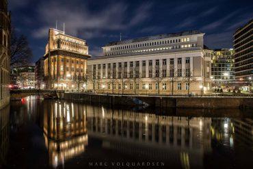 Haus der Patriotischen Gesellschaft & Alte Börse