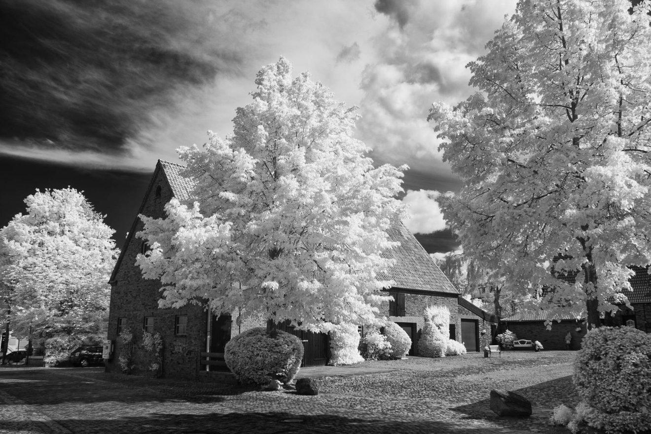 Hinter der Kirche (II)