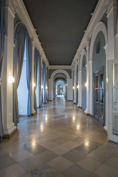 Handelskammer - Gang im Obergeschoss (0111)