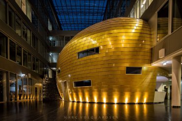 Rocher — the golden egg at the KLU