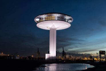Lighthouse Zero — Hamburg Hafencity