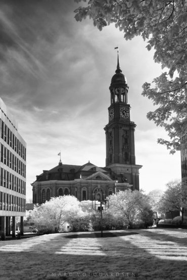 St. Michael Church (Infrared)