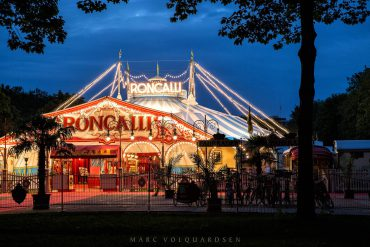 Zirkus Roncalli in Town