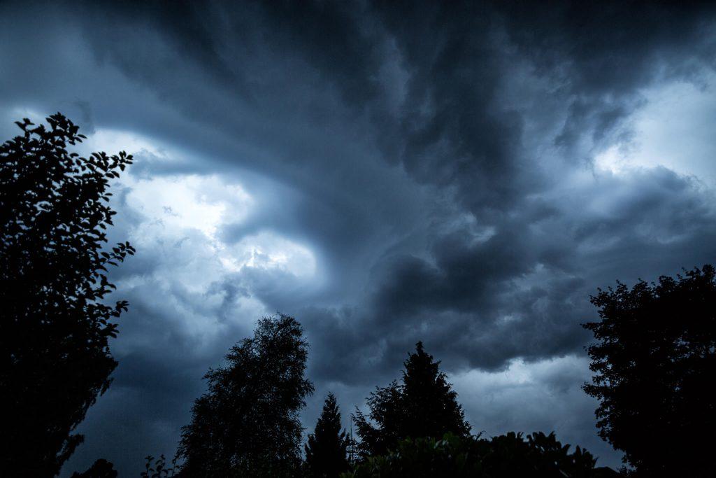 Buchholz - Gewitterwolken (002)
