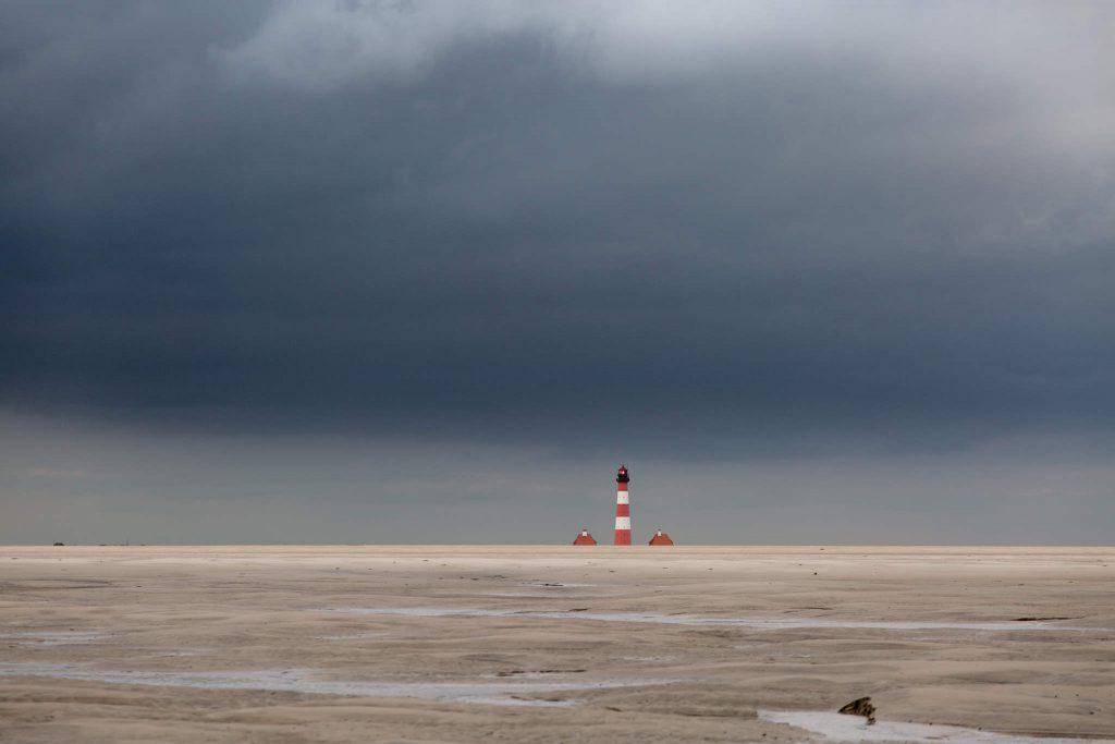 Lighthouse far away