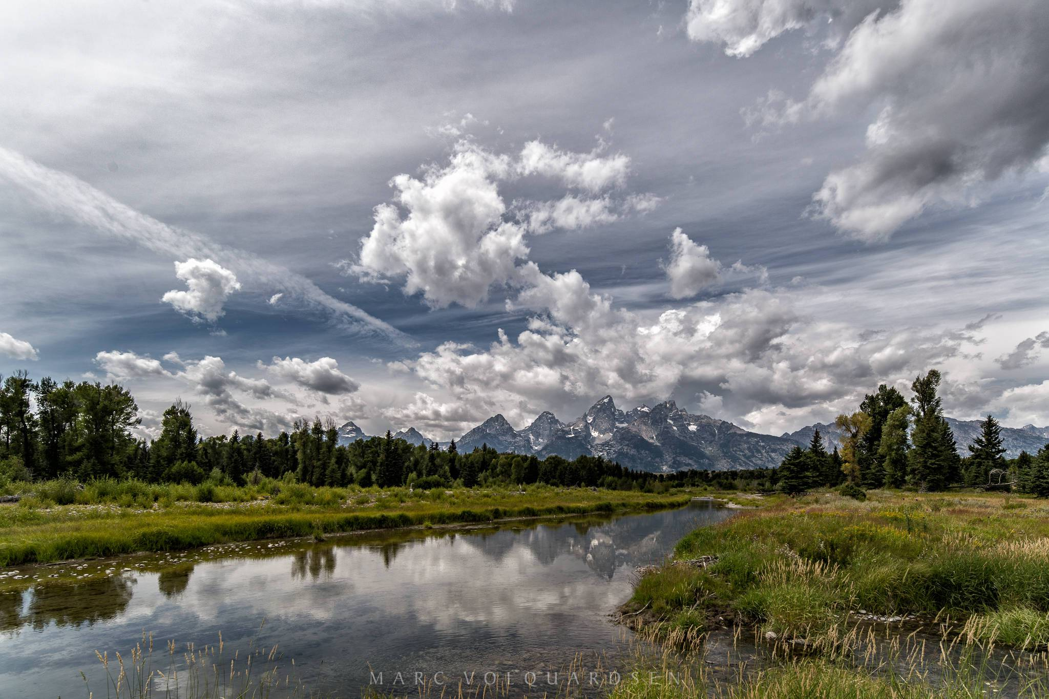 Grand Teton Nationalpark - Schwabacher's Landing (0901)