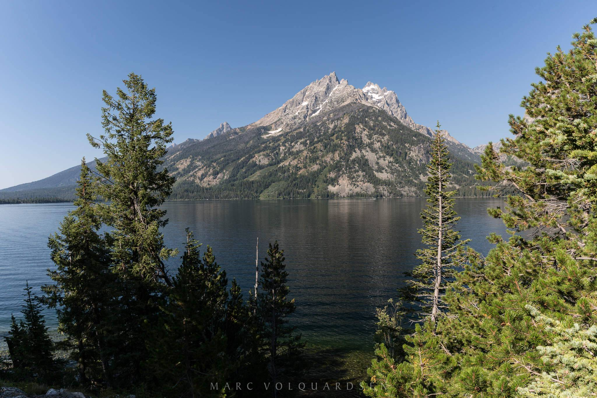 Grand Teton Nationalpark - Jenny Lake (1012)