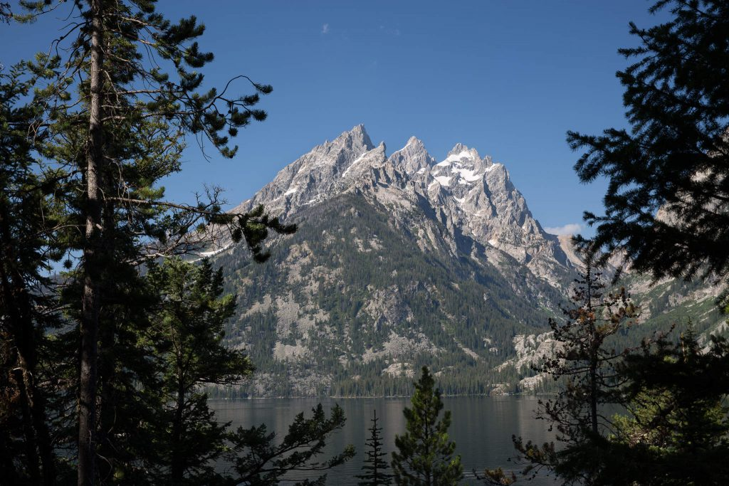 Grand Teton National Park - Jenny Lake (1017)