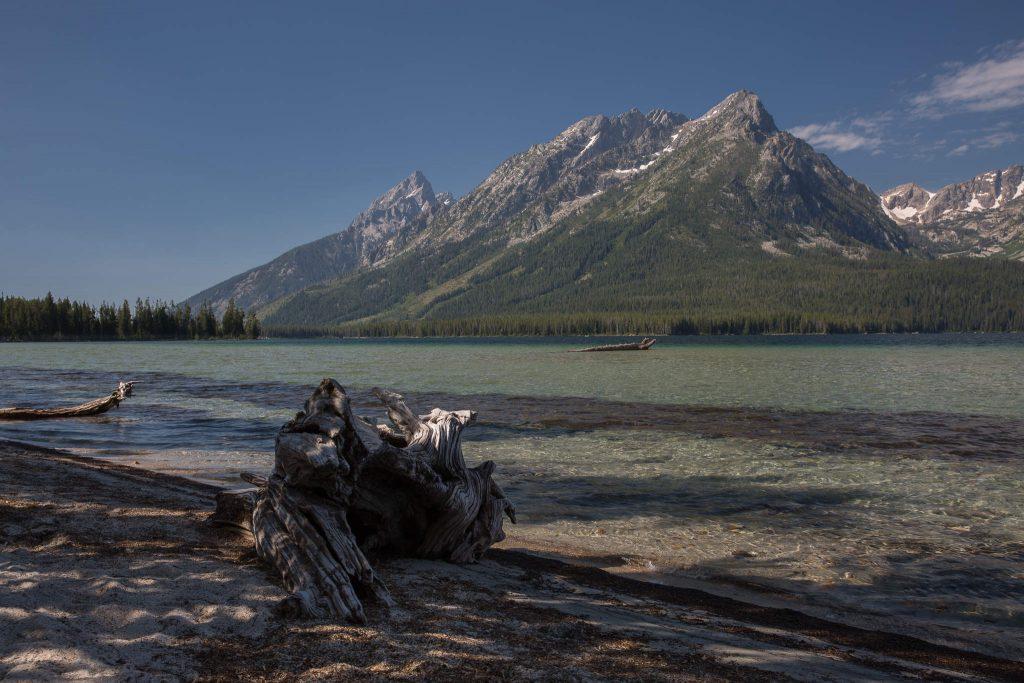 Grand Teton National Park - Leigh Lake (1219)