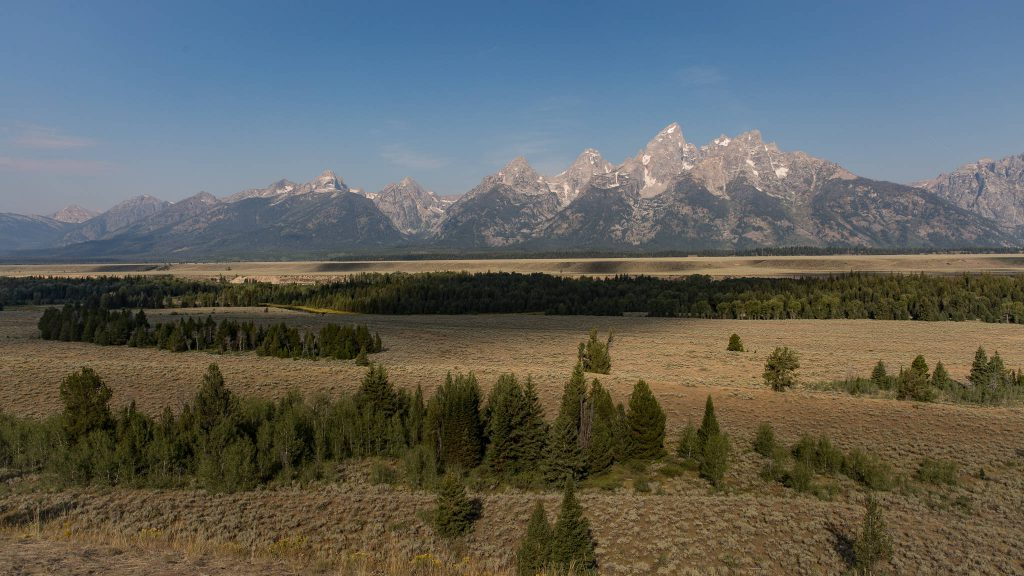 Grand Teton Nationalpark - Überblick (1682)