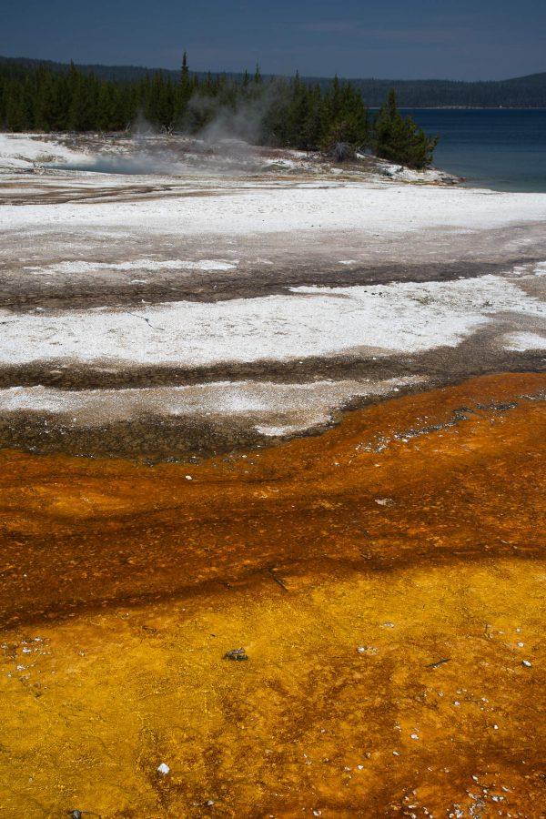 Yellowstone - West Thumb Geyser Basin - Abyss Pool (1852)
