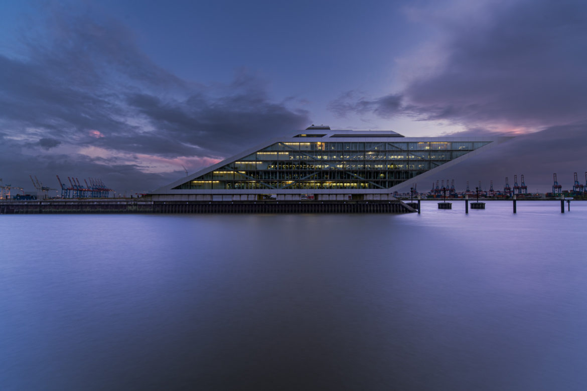Dockland in Hamburg
