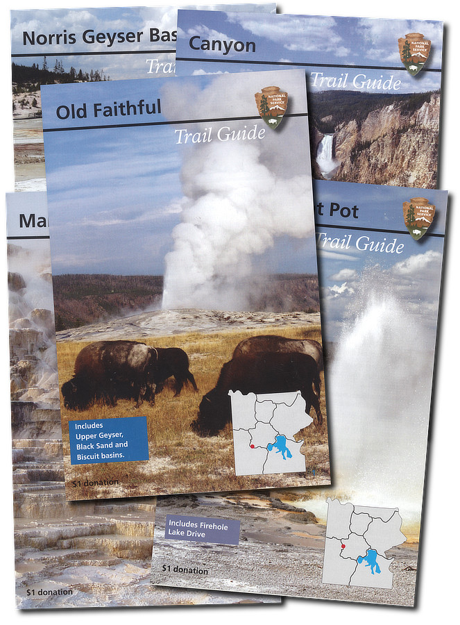 Yellowstone - Trail Guides