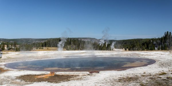 Yellowstone - Beauty Pool (2580)