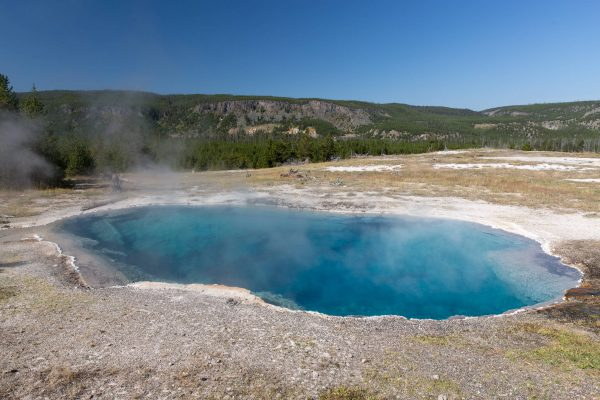 Yellowstone - Gem Pool (2647)