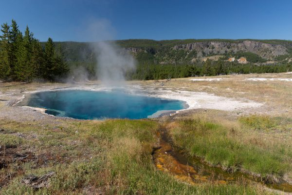 Yellowstone - Gem Pool (2649)