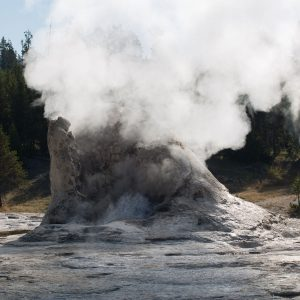 Yellowstone - Giant Geyser (2590)
