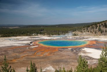 Yellowstone — Grand Prismatic Spring