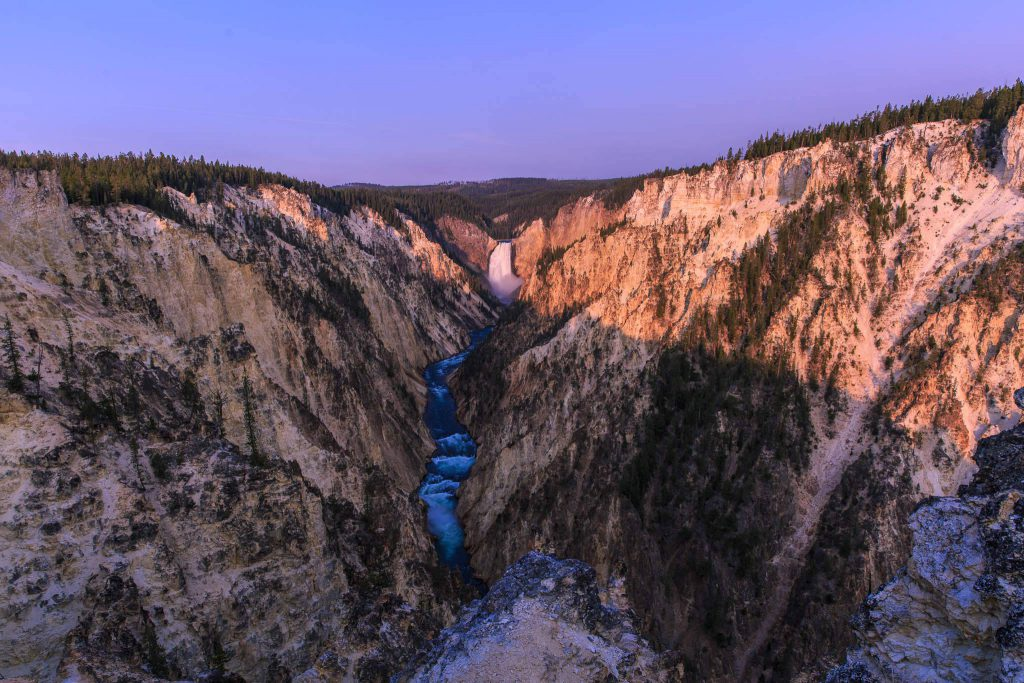 Yellowstone - Grand Canyon of the Yellowstone (3128)