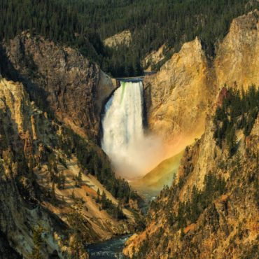 Grand Canyon des Yellowstone