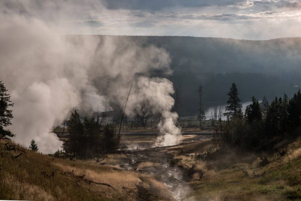 Yellowstone - Mud Volcano (3340)