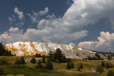 Yellowstone — Mammoth Hot Springs