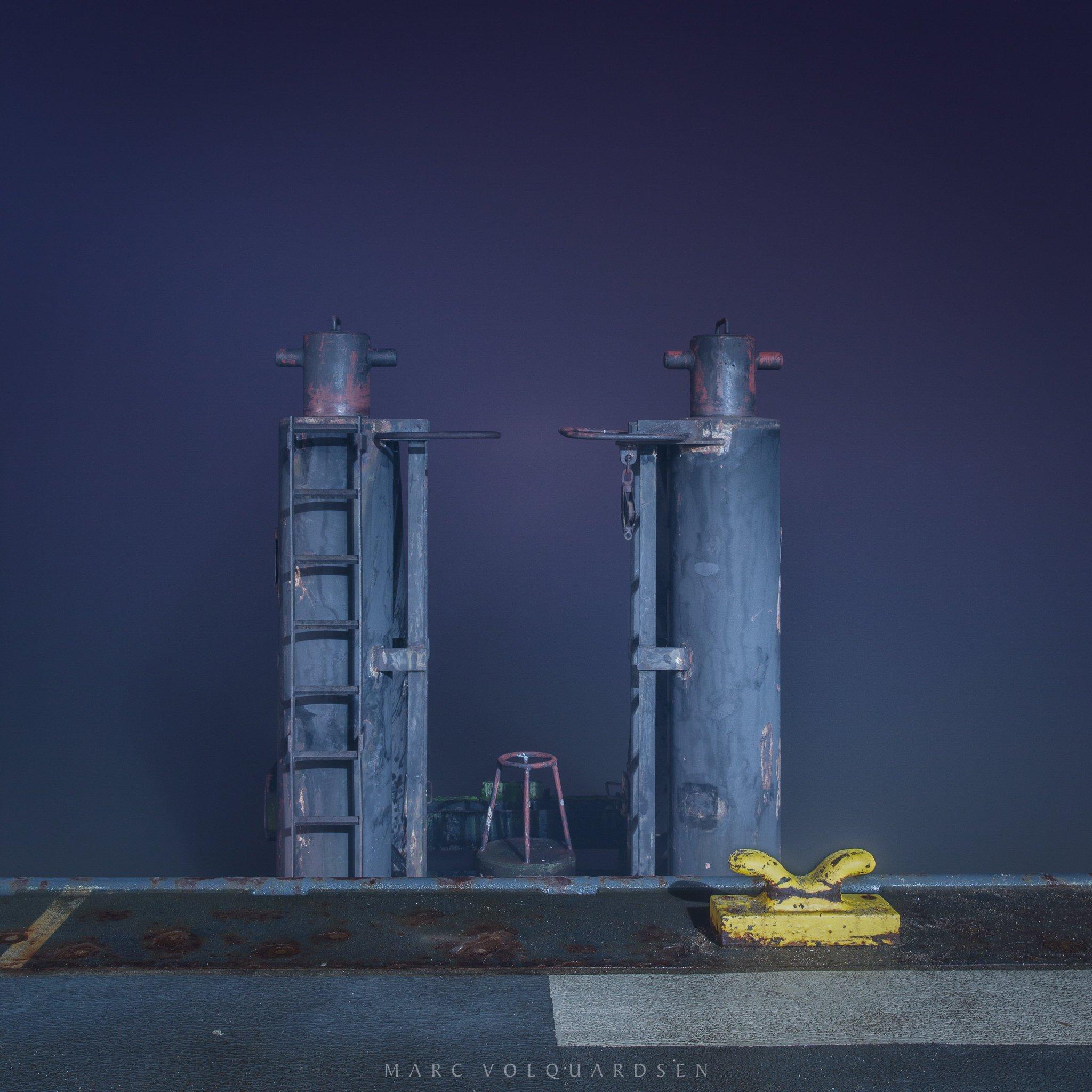 Duckdalben im Nebel (0060)