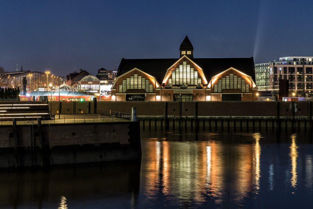 Hamburg - Deichtorhalle