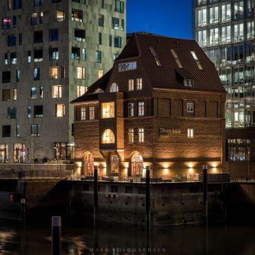 Hamburg — Altes Zollhaus