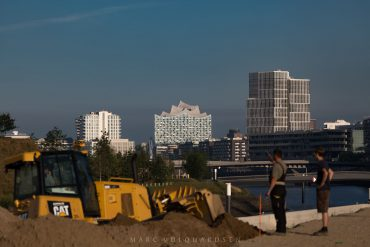 Growing Hafencity