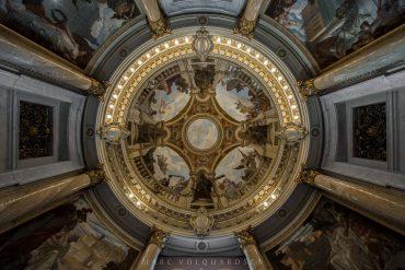 Hamburger Rathaus — Turmsaal
