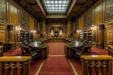 Hamburg Town Hall — Ratsstube