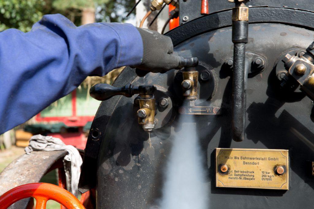 Dampfprüfung (0032)