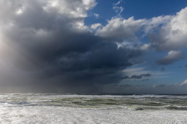 Aufziehender Sturm