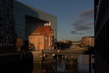 Hafencity — Old customs house
