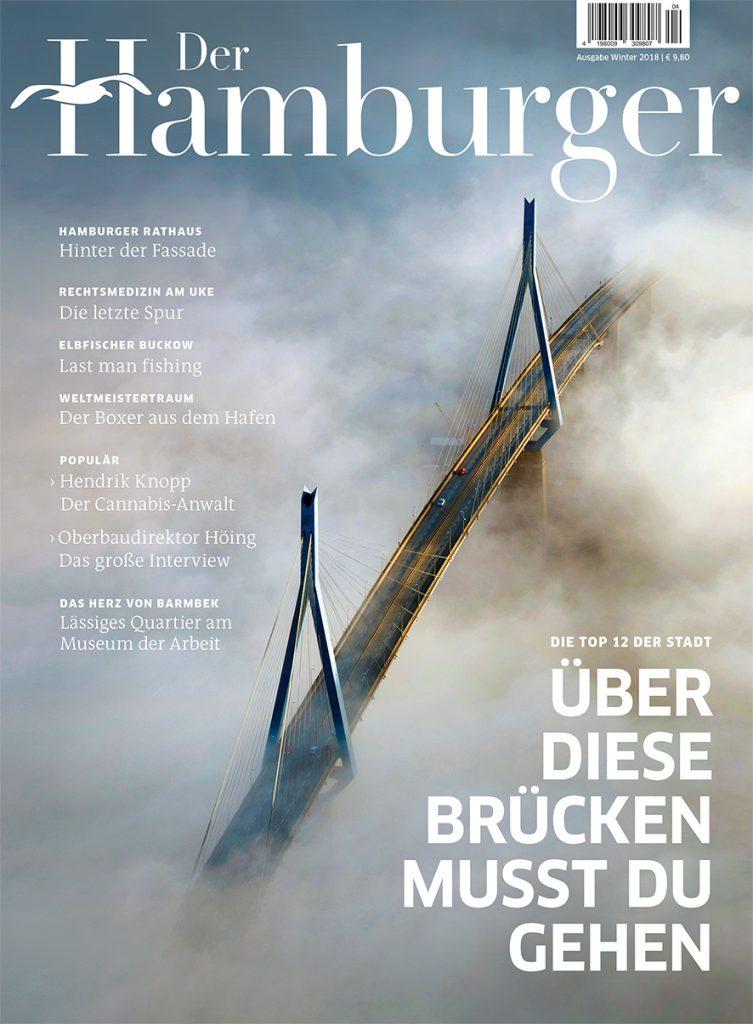 Der Hamburger - Winterausgabe 2018