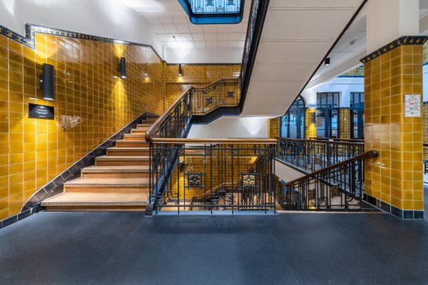 Treppenhaus des Alten Klöpperhauses (0409)