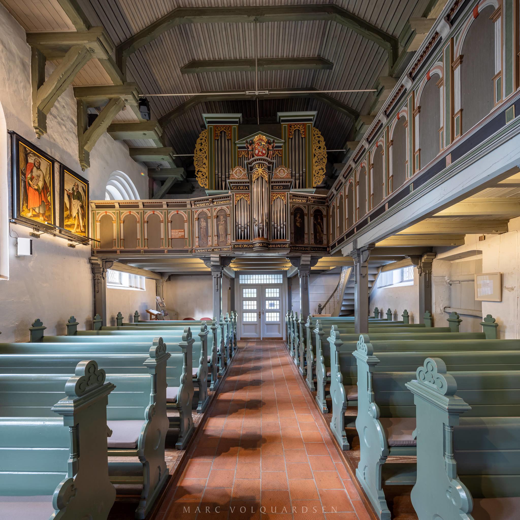 St. Jakobi Church Schwabstedt (1541)