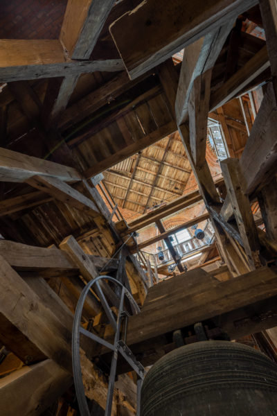 St. Nicolai - View into the bell tower (0047)