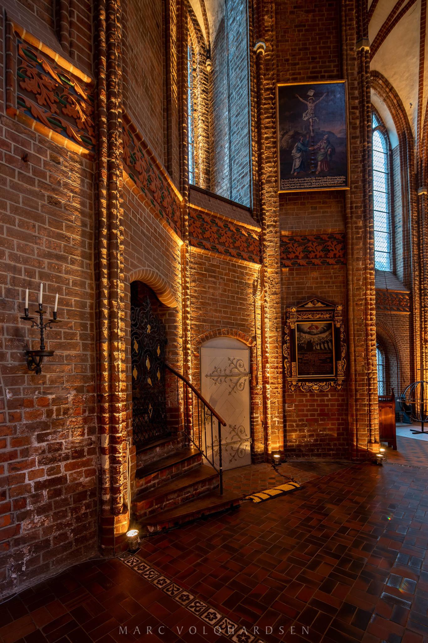 St. Nicolai - Illuminated Church (0104)