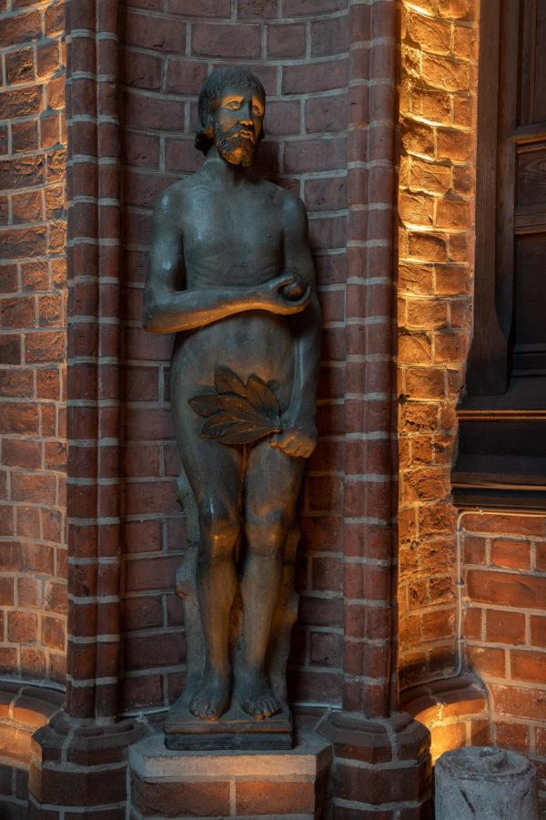 St. Nicolai - Illuminated Church (0115)