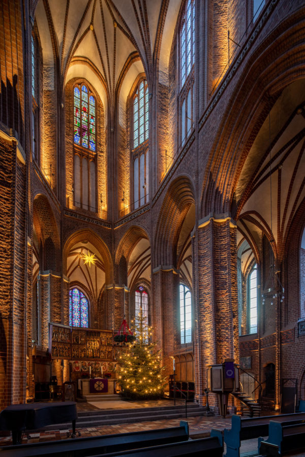 St. Nicolai - Illuminated Church (0165)