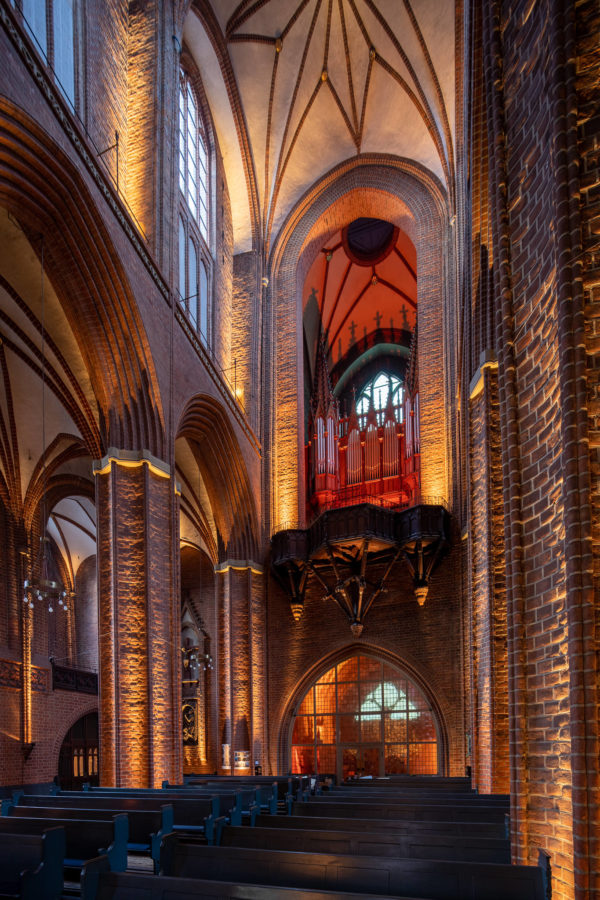 St. Nicolai - Illuminated Church (0168)