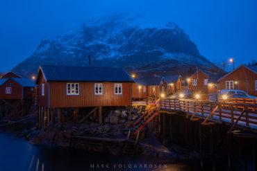 Å i Lofoten — Rorbuer