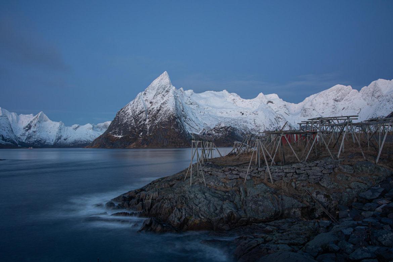 Views from Hamnøya