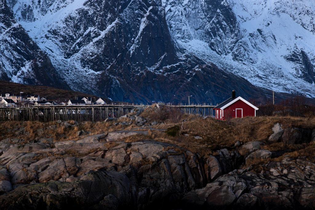 Reinefjorden - Toppøya (0669)