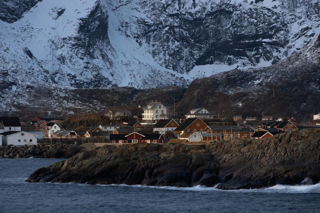 Reinefjorden - Sakrisøya & Andøya (0676)
